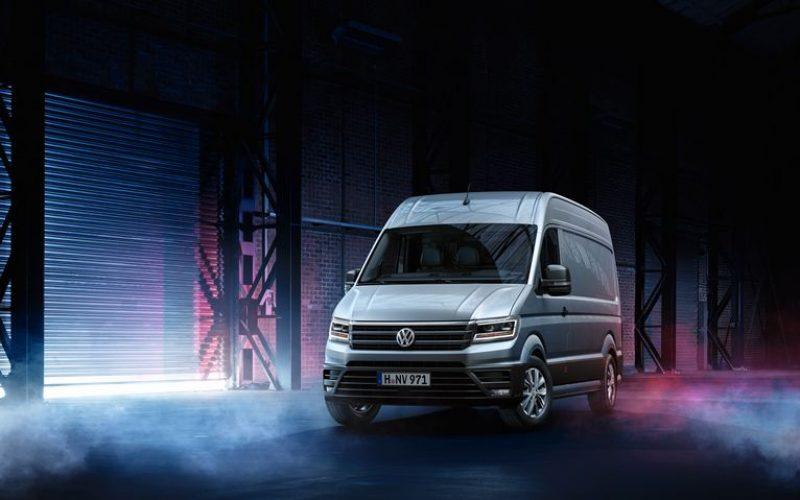 Crafter Van Volkswagen