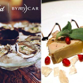dégustation Ford BYmyCAR Côte d'Azur