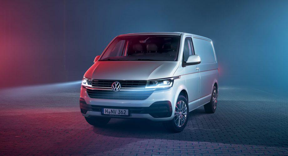 Avant Volkswagen Transporter 6.1 Utilitaires