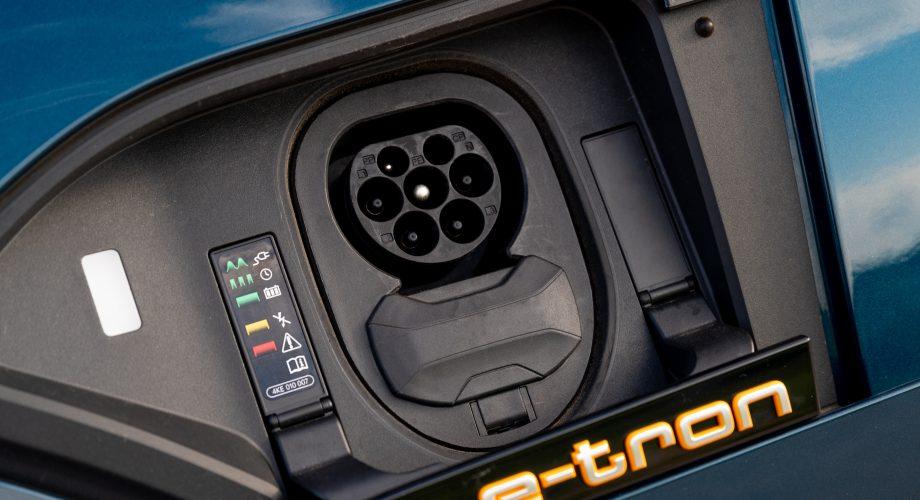 Prise de recharge Audi