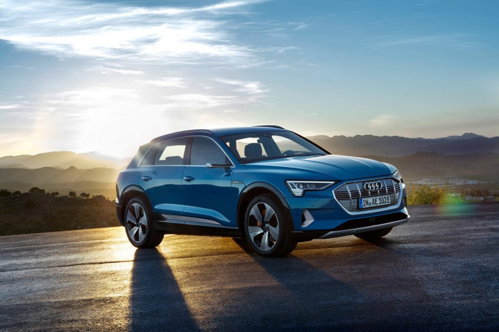 Audi Electrique Les Informations Cles Par Bymycar