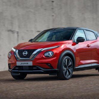 Nissan Juke Acenta à partir de 299 € par mois