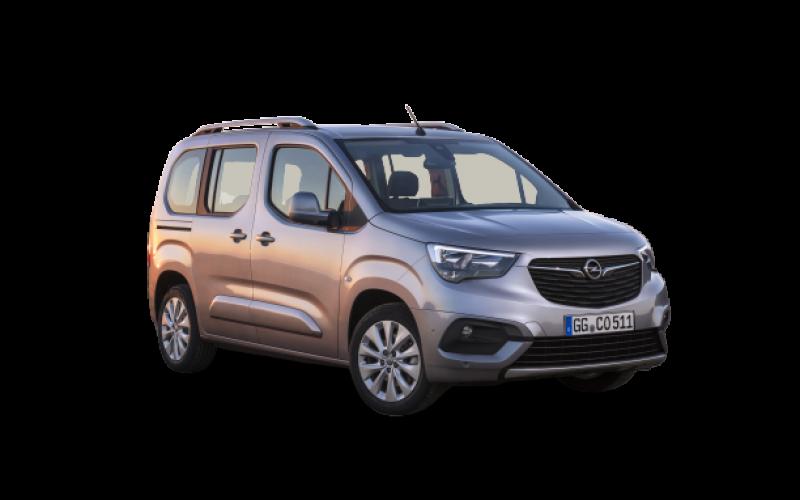 Combo Life Opel BYmyCAR
