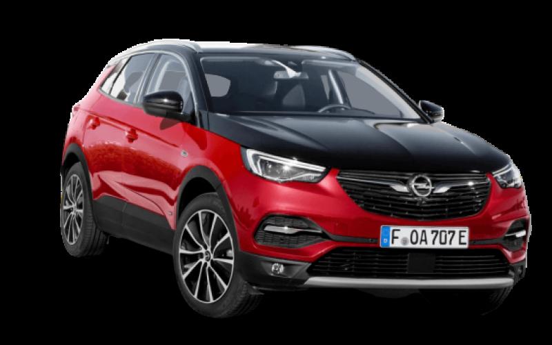 Opel GrandLand X Hybrid BYmyCAR