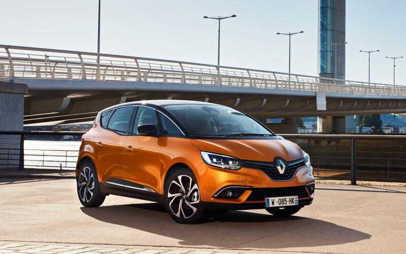 Renault Scénic BYmyCAR