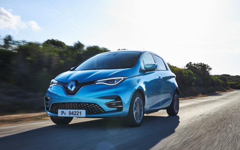 Nouvelle Zoé Renault BYmyCAR