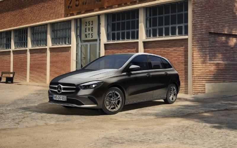 Classe B Mercedes-Benz BYmyCAR