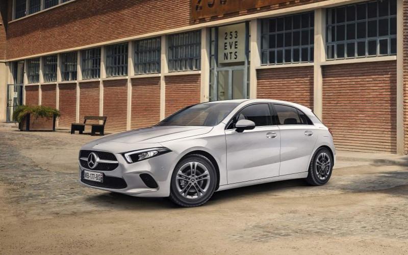 Classe A Mercedes-Benz BYmyCAR